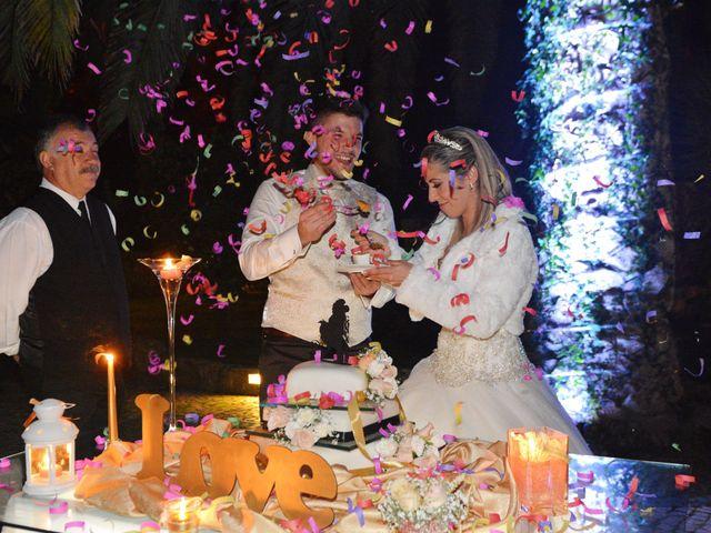 O casamento de Tiago e Marisa em Azueira, Mafra 61