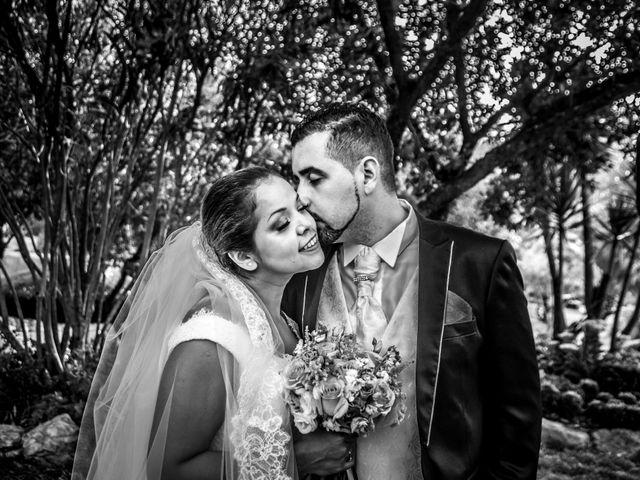 O casamento de Ricardo e Janeth em Grijó, Vila Nova de Gaia 1