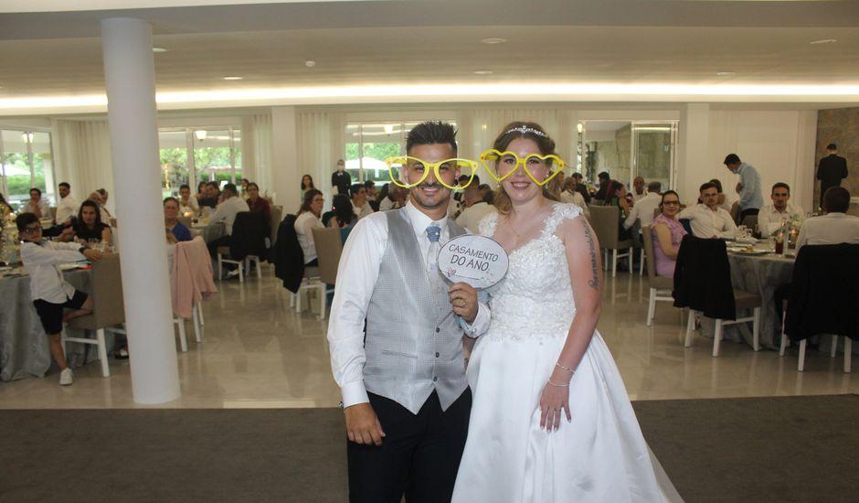 O casamento de Cristiano e Lisandra em Vilela, Paredes