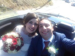 O casamento de Georgina  e Fábio