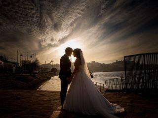 O casamento de Jennifer e Diogo