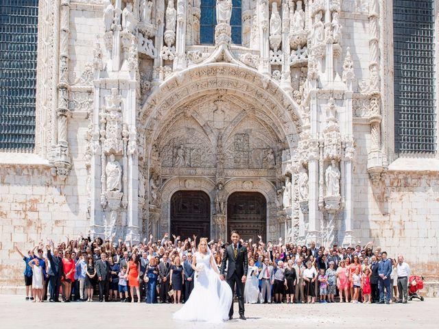 O casamento de André e Mónica em Ericeira, Mafra 1