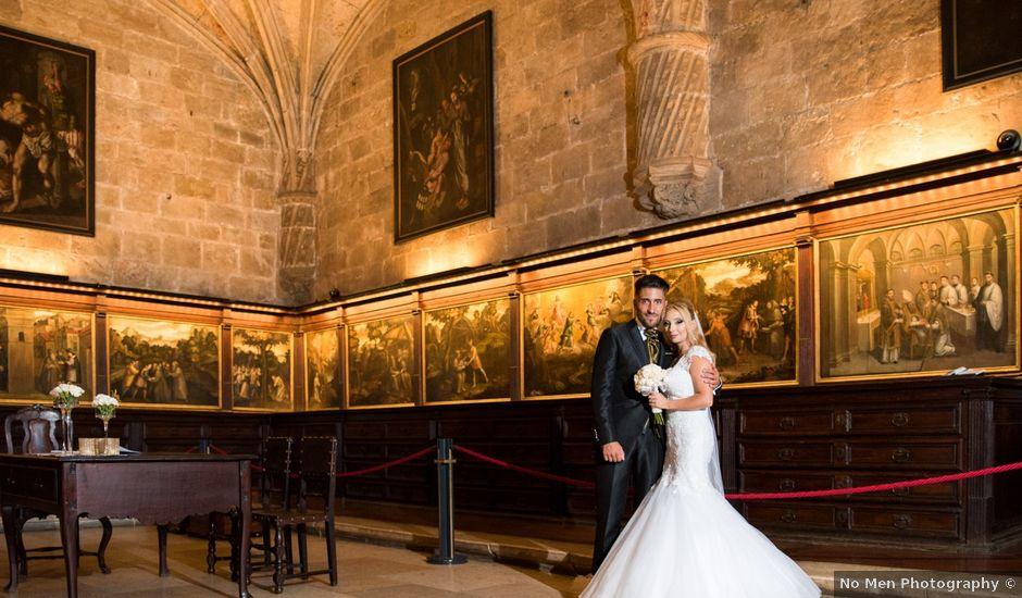 O casamento de André e Mónica em Ericeira, Mafra