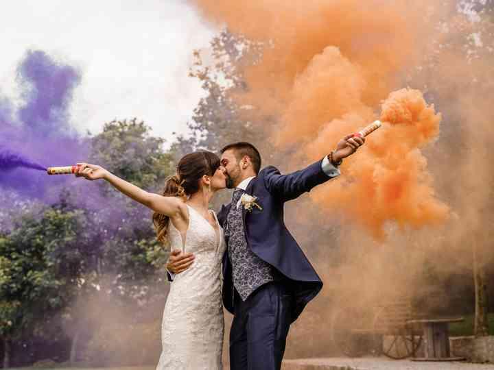 O casamento de Tatiana e David