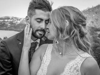 O casamento de Vera e Hugo
