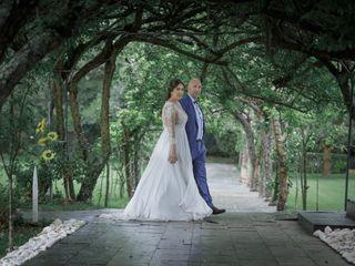 O casamento de Filipa e Miguel