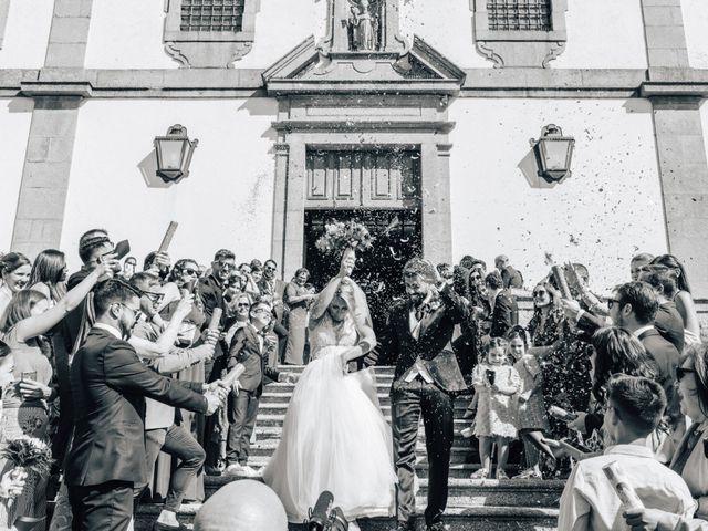 O casamento de Hugo e Vera em Entre-os-Rios, Penafiel 29