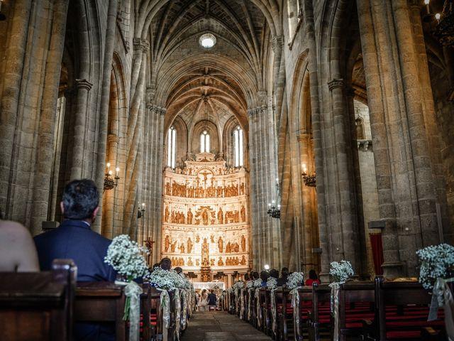 O casamento de David e Tatiana em Guarda, Guarda (Concelho) 41
