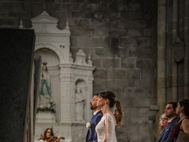 O casamento de David e Tatiana em Guarda, Guarda (Concelho) 42