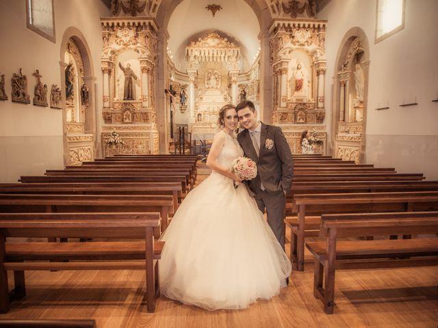 O casamento de Rui e Jessica em Lourosa, Santa Maria da Feira 8