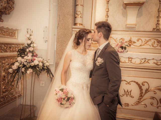 O casamento de Rui e Jessica em Lourosa, Santa Maria da Feira 9