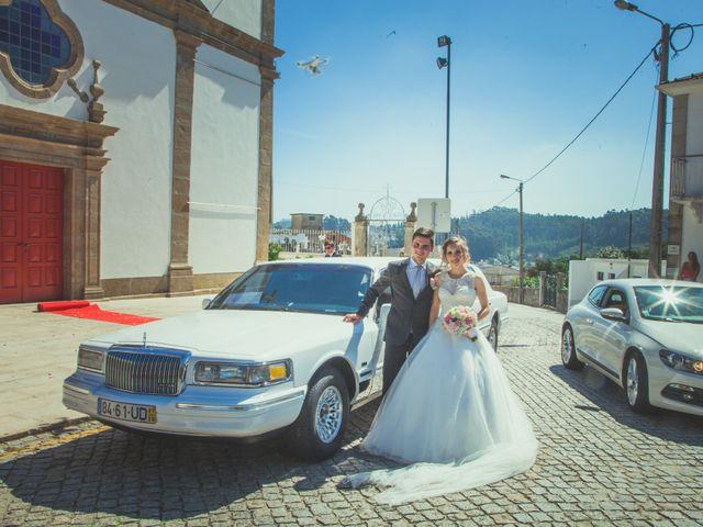 O casamento de Rui e Jessica em Lourosa, Santa Maria da Feira 10