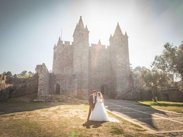 O casamento de Rui e Jessica em Lourosa, Santa Maria da Feira 14