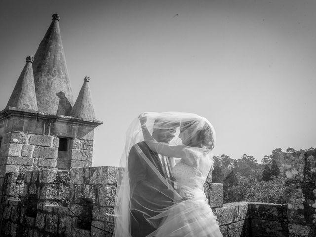 O casamento de Rui e Jessica em Lourosa, Santa Maria da Feira 16