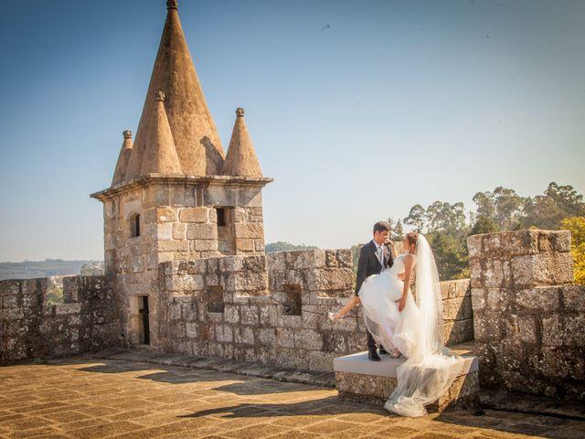 O casamento de Rui e Jessica em Lourosa, Santa Maria da Feira 17