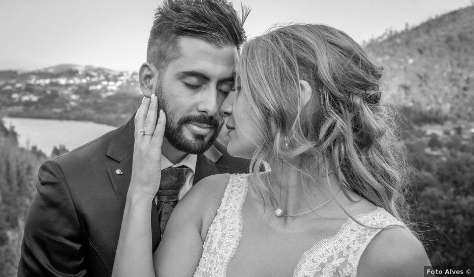 O casamento de Hugo e Vera em Entre-os-Rios, Penafiel