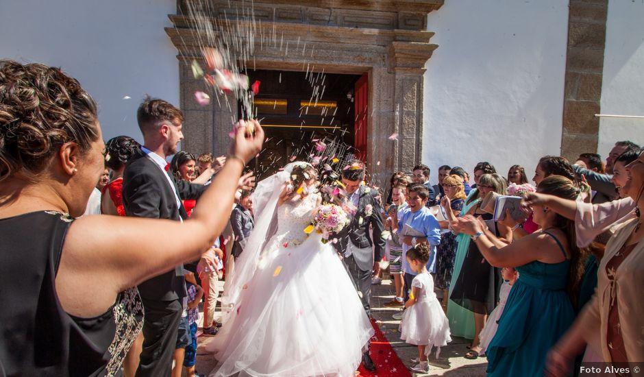 O casamento de Rui e Jessica em Lourosa, Santa Maria da Feira