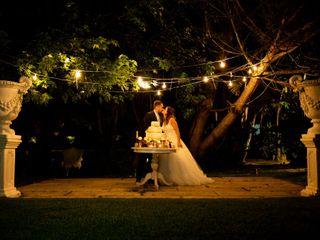 O casamento de Carla e Hugo