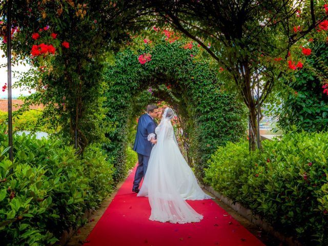 O casamento de Filipe e Joana em Olival, Vila Nova de Gaia 1