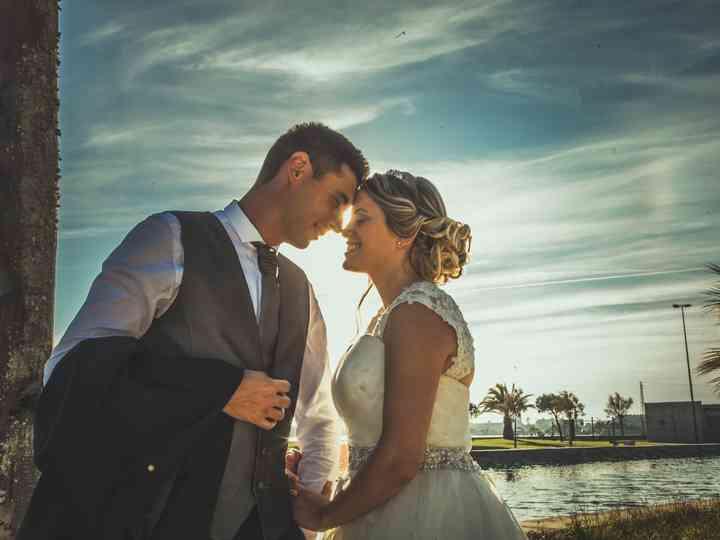 O casamento de Mariana e Paulo
