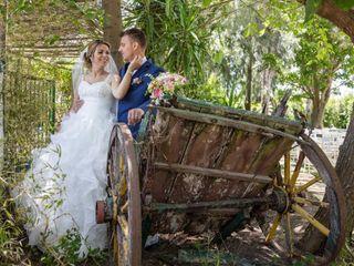 O casamento de Ana e Rusen