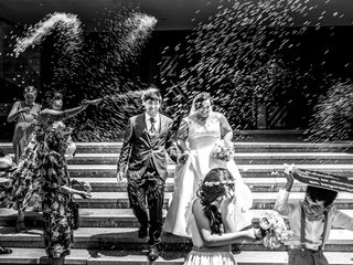 O casamento de Patrícia e Daniel 1