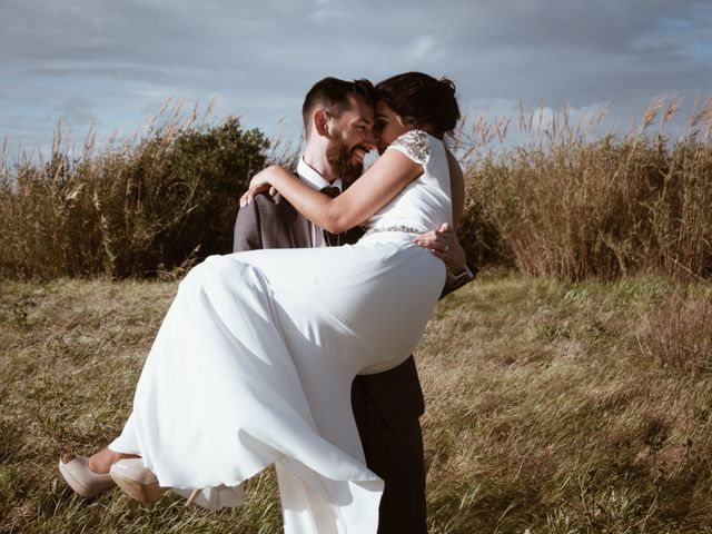 O casamento de Miriam e Austin