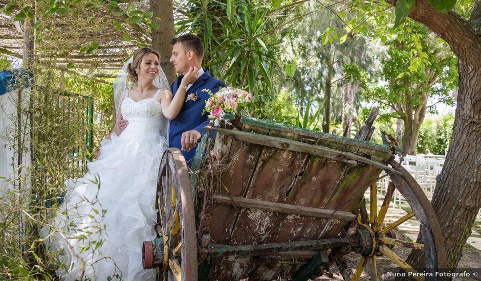 O casamento de Rusen e Ana em Setúbal, Setúbal (Concelho)