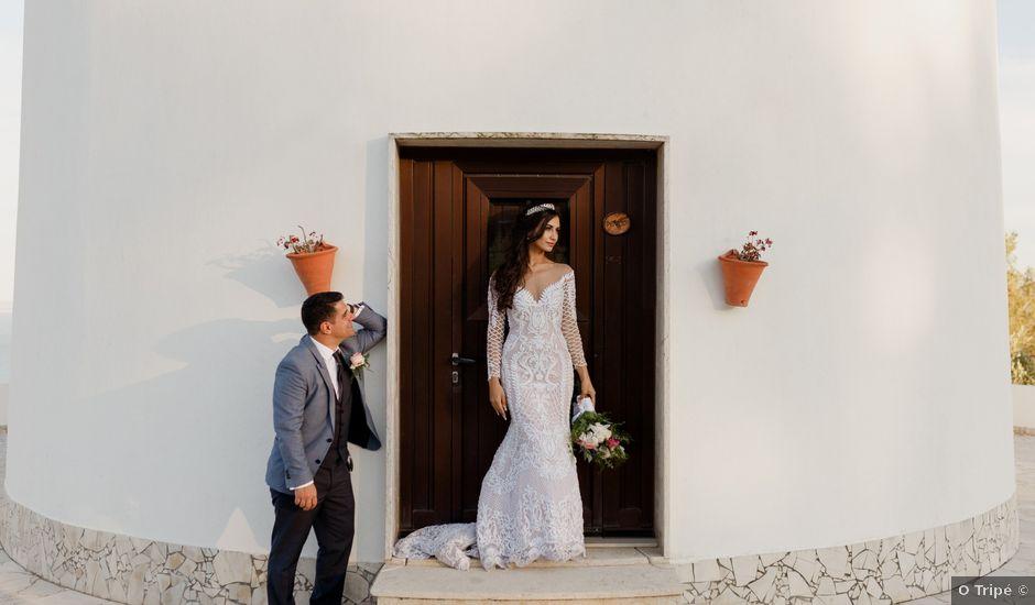 O casamento de Alexandre e Nathanne em Setúbal, Setúbal (Concelho)