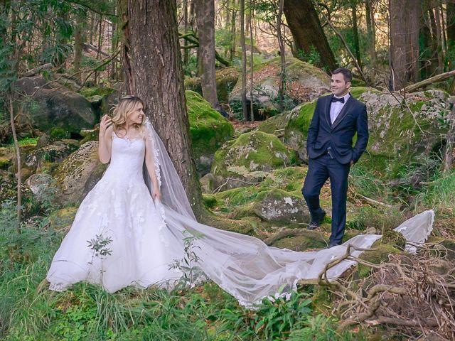 O casamento de Mara e Márcio