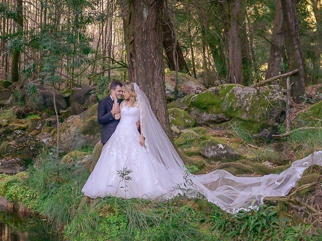 O casamento de Márcio e Mara em São Pedro da Torre, Valença 2
