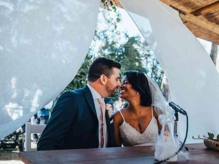 O casamento de Haira e Pedro