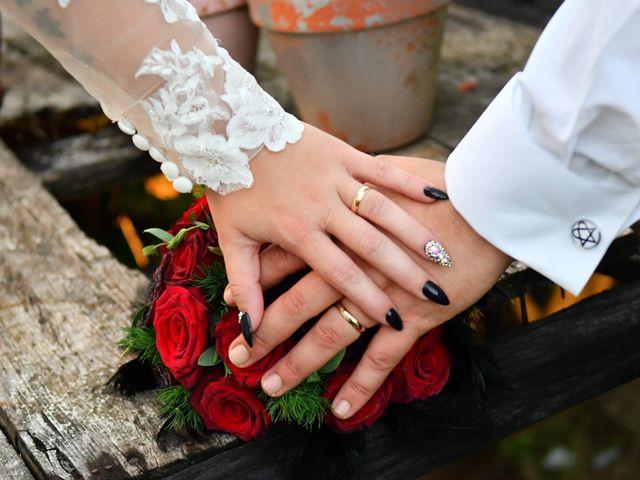 O casamento de Miguel e Fabíola em Águeda, Águeda 23