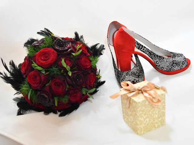 O casamento de Miguel e Fabíola em Águeda, Águeda 1