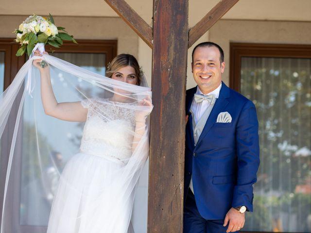 O casamento de Carina e Nuno