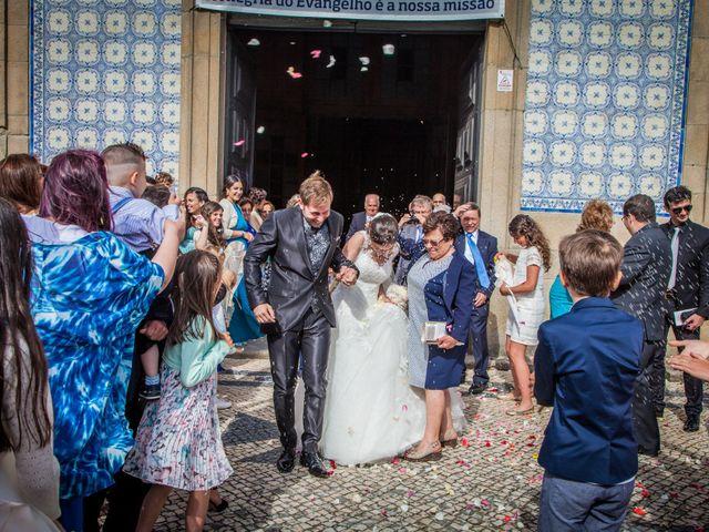 O casamento de Andreia e Rui