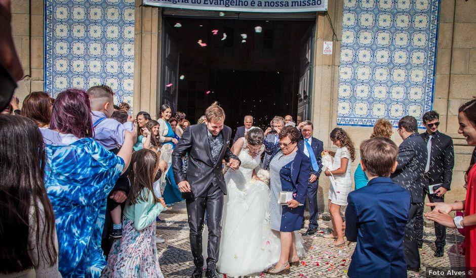 O casamento de Rui e Andreia em Ovar, Ovar