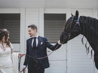 O casamento de Tatiana e Jorge