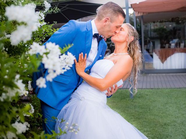 O casamento de Cláudia e Helder