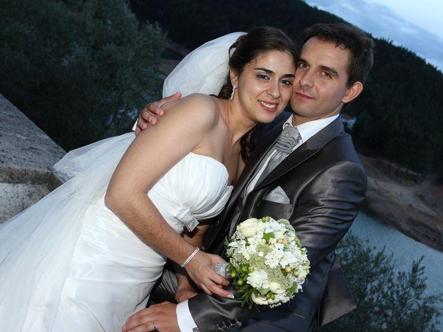 O casamento de Tiago e Cátia em Paio Mendes, Ferreira do Zêzere 1
