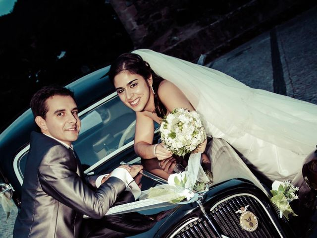 O casamento de Tiago e Cátia em Paio Mendes, Ferreira do Zêzere 8