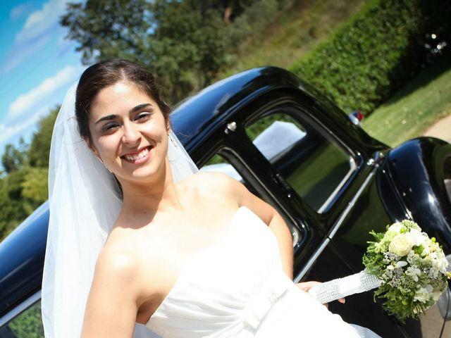 O casamento de Tiago e Cátia em Paio Mendes, Ferreira do Zêzere 9