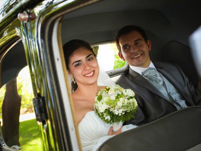 O casamento de Tiago e Cátia em Paio Mendes, Ferreira do Zêzere 2