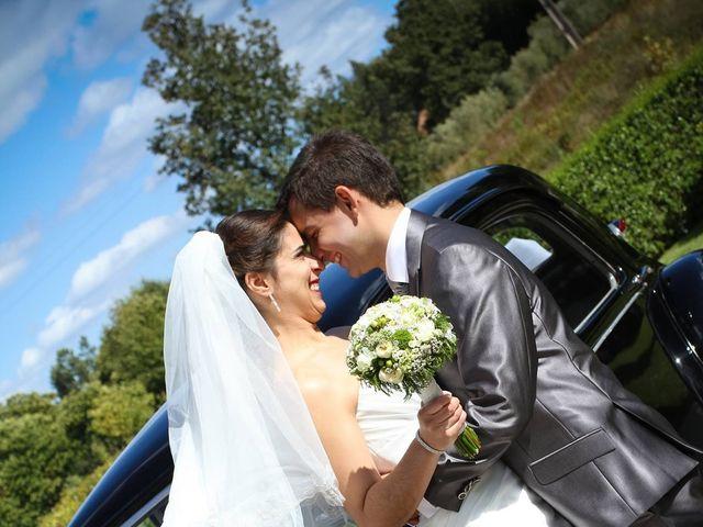 O casamento de Tiago e Cátia em Paio Mendes, Ferreira do Zêzere 25