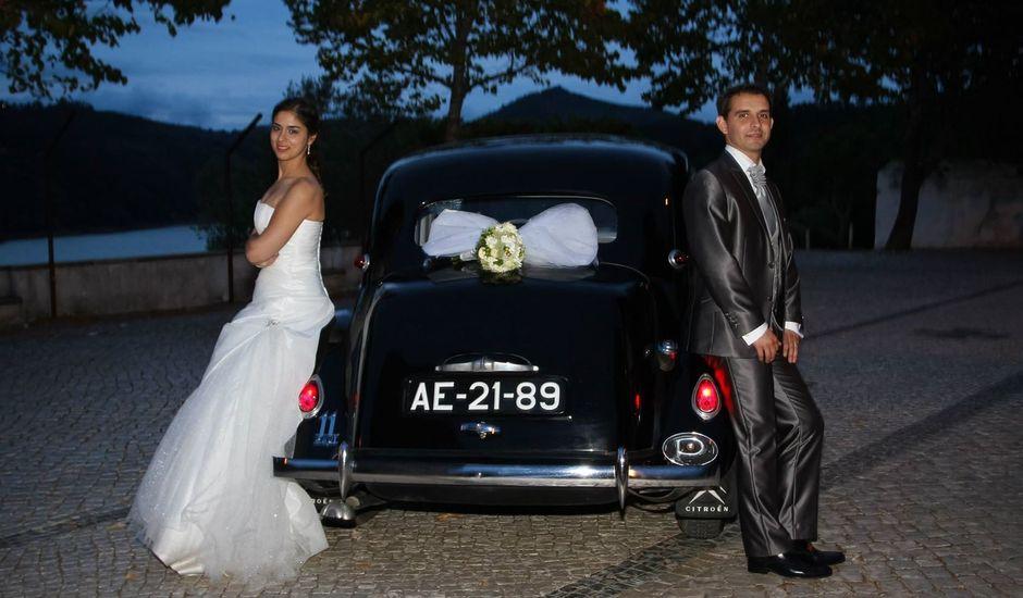 O casamento de Tiago e Cátia em Paio Mendes, Ferreira do Zêzere