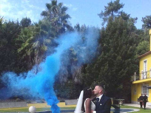 O casamento de João  e Rossana em Colares, Sintra 7