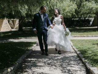 O casamento de Atiana e Pedro