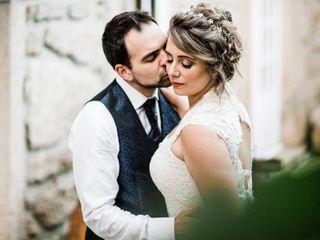 O casamento de Vânia  e João