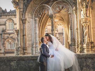O casamento de Patricia e Filipe