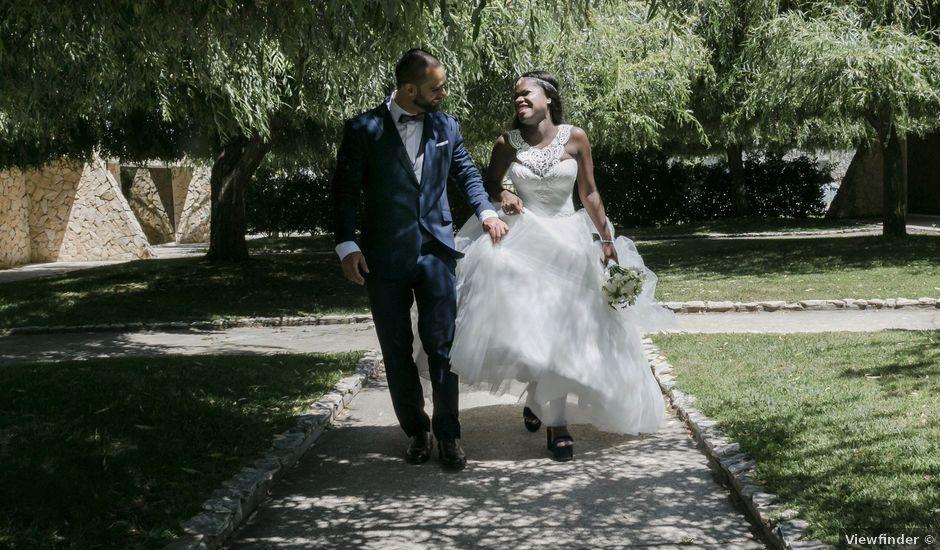 O casamento de Pedro e Atiana em Santo Isidro de Pegões, Montijo